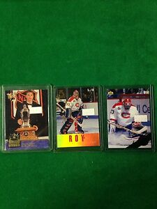 Patrick Roy hockey cards