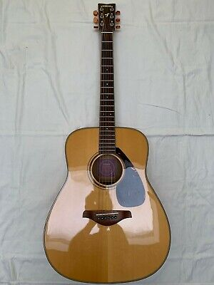 YAMAHA FG750S SOLID SITKA SPRUCE TOP FULLY RE-FURBISHED TO A VERY HIGH STANDARD!