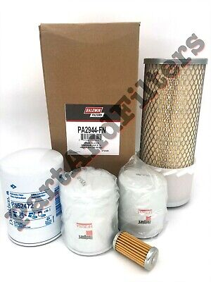 Filter Kit For New Holland Ford 1320 1520 1620 Hydrostatic Compact Tractor