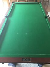 Slate Pool / billiard Table B & B Brand Yarrawonga Moira Area Preview