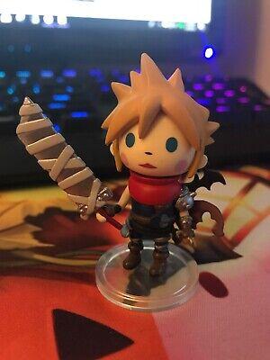 Kingdom Hearts Avatar Trading Arts Mini Cloud Strife Cloud Strife Kingdom Hearts