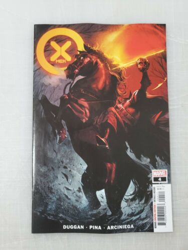 X-MEN #4 Marvel Comics CHOOSE A, C, or D Cover