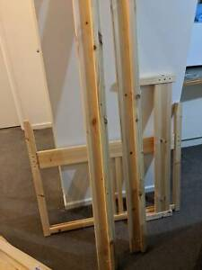TARVA Ikea Single Bed Frame with LUROY Slats (Excellent Condition)