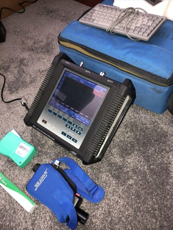 NOYES M600 SM/MM OTDR / Fiber Splicer Tech Tool