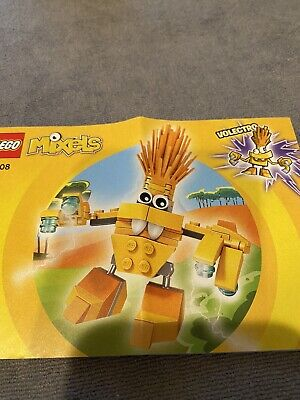 "LEGO 41508 MIXELS SERIES 1 ""VOLECTRO"" INSTRUCTION MANUAL"