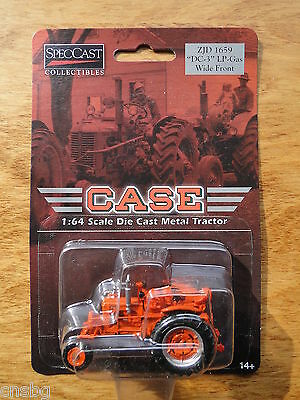 NEW! SpecCast 1:64th CASE DC-3 LP GAS wide front
