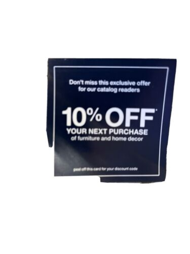 Home Depot 10 Percent Off Coupon. Furniture And Home Decor. MAX Discount Of 200 - $9.99