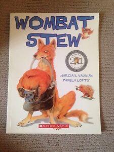 Wombat Stew Regents Park Logan Area Preview