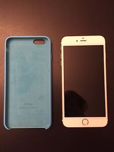 iPhone 6 Plus Gold 64 GB Edmonton Edmonton Area image 1