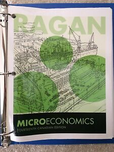 Ragan Microeconomics fourteenth Canadian edition
