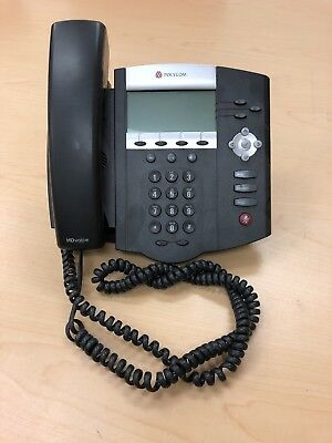 Polycom Soundpoint Ip 450 Sip Phone
