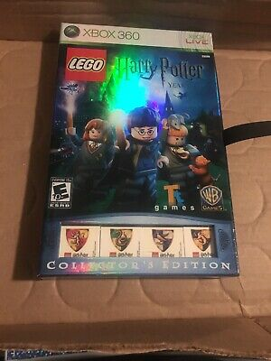 Xbox 360 : Lego Harry Potter Years 1-4 Collectors Edition VideoGames