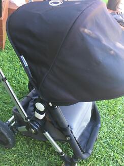 Bugaboo Cameleon Stroller and Basinet