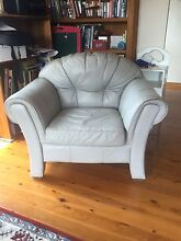 Leather Sofa and arm chairs Phillip Bay Eastern Suburbs Preview