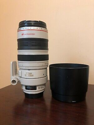 Used Canon EF 100-400 f/4.5-5.6L IS USM Lens #348
