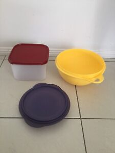 Tupperware Replacement Lids Kitchen Dining Gumtree Australia
