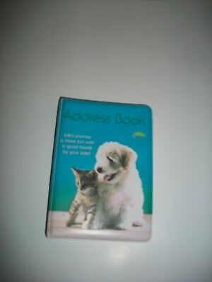 Walter Drake Puppy and Kitty Address Book ()
