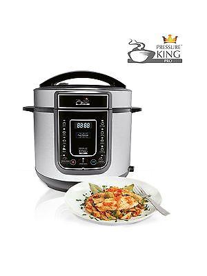 Pressure King Pro 12 in 1 Digital Electric Pressure-Cooker 5L