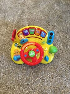 Baby driving toy