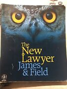 The New Lawyer University Textbook Golden Beach Caloundra Area Preview