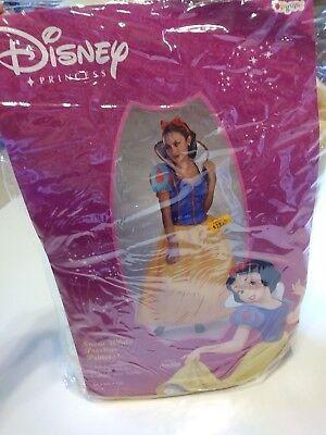 Schneewittchen Prestige Halloween Kostüm Disney Prinzessin Erwachsene Sz 12 -14