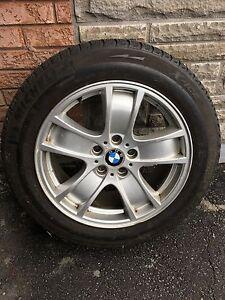 225/60/18 BMW OEM rims