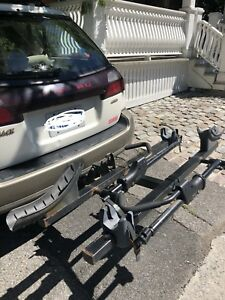 Thule Hitch Bike Rack Double