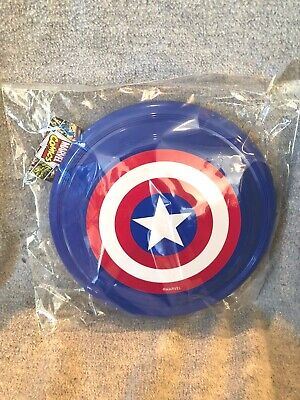 Dog Captain America (Captain America Shield Dog Toy Frisbee Buckle Down Products)