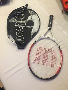 Tennis racket Wilson ( junior)