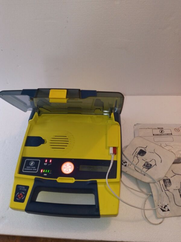 Cardiac Science AED Trainer  & Case