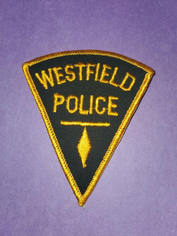 Westfield New Jersey Police Patch