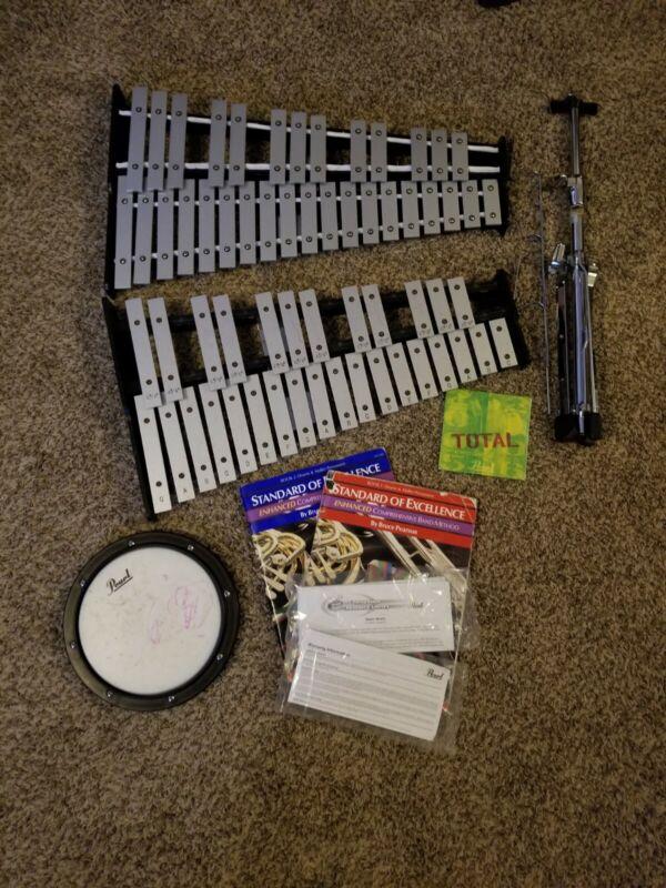 Pearl/CB Percussion Glockenspiel Bell Kit