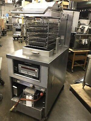 Henny Penny Pfe-580 Computron 8000 Electric Chicken Pressure Fryer - Refurbished
