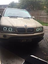 2002 4.4i BMW X5 for sale super clean and low low ks Noble Park Greater Dandenong Preview