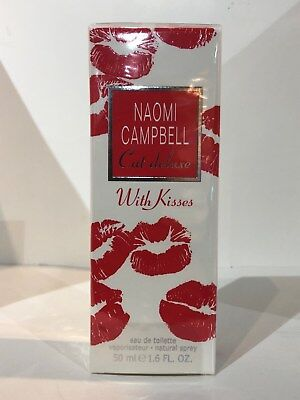 Cat Deluxe With Kisses By Naomi Campbell  Womens Edt 1 6 Fl Oz   50 Ml