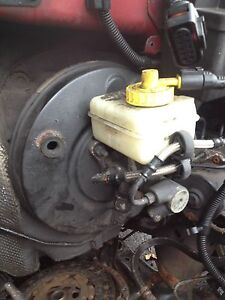 Mk4 VW Jetta ABS pump and Brake booster/reservoir