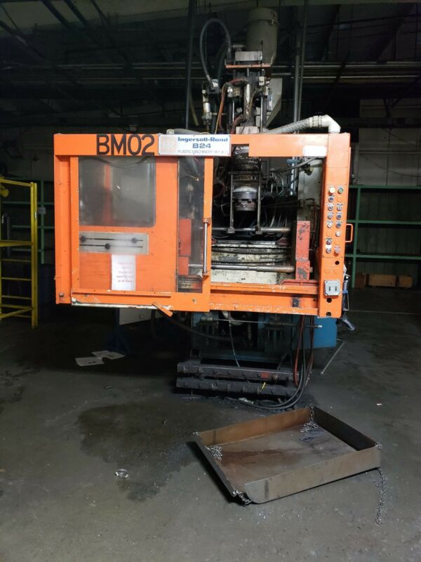 Impco B24S Single Head Blow Molding Machine #BM02