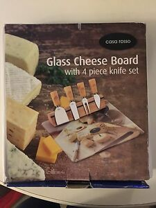 Cheese board with knife set Dolls Point Rockdale Area Preview