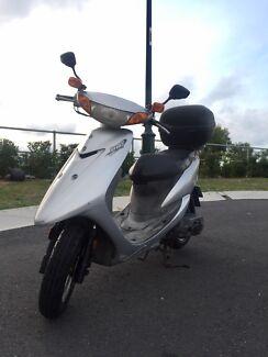 Yamaha Jog 50cc scooter