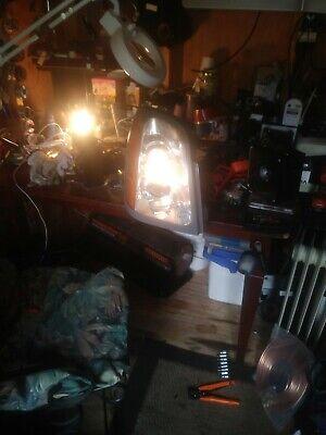 04-09 CADILLAC SRX RIGHT PASSENGER SIDE HEADLIGHT HEAD LIGHT LAMP OEM