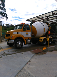 Concrete Truck with contract Katoomba Blue Mountains Preview