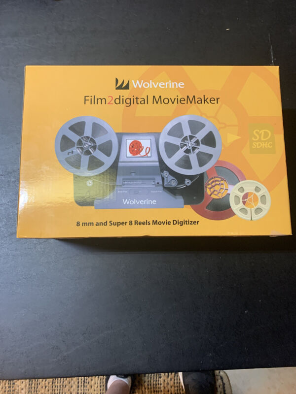 Wolverine Film2Digital MovieMaker. (No Brush)