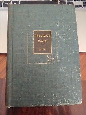 Precious Bane by Mary Webb - 1926 The Modern Library New York  VG