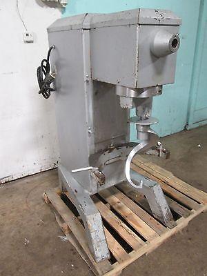 Univex Srm60 Hd Commercial 60qt Bakery Mixer Nsf 208240v 3ph Waccessories