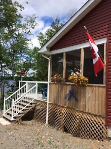 Waterfront House/Cottage in Erbs Cove