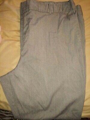 Duo Maternity Size X-Large Gray Stretch Dress Pants Women's  Duo Maternity Pants