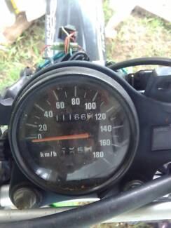 1991 kdx250