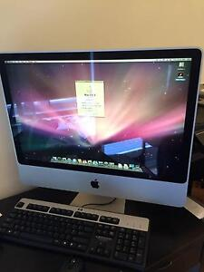 Apple iMac 24inch for sale $300 Cheltenham Hornsby Area Preview