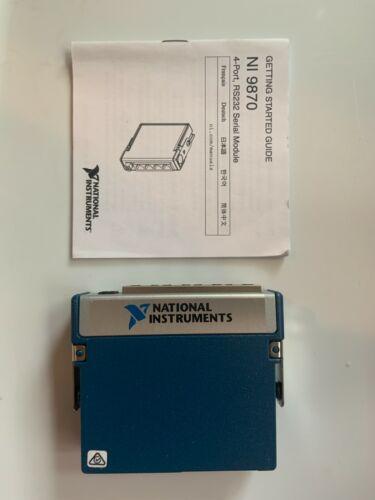 National Instruments NI-9870