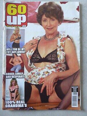 Vintage glamour magazine 60 up - No.48